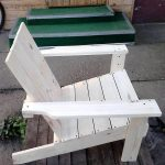 Adirondack chair Made fro