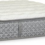 Aireloom Luxetop Firm Split King Mattress - White Label Camellia
