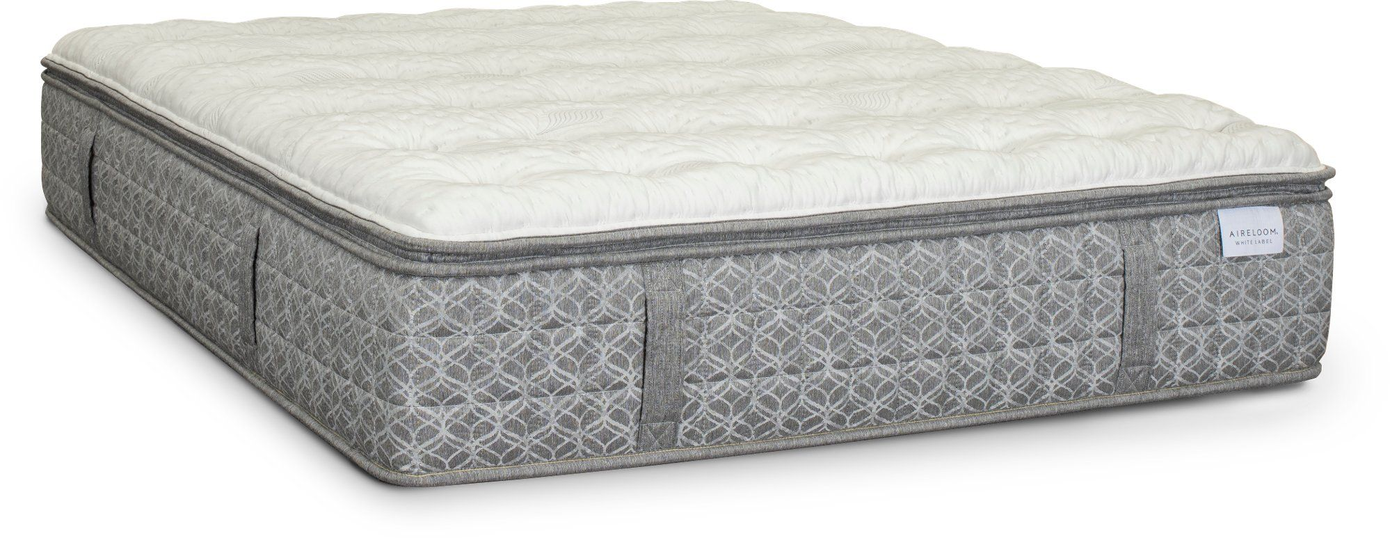 Aireloom Luxetop Firm Split King Mattress – White Label Camellia