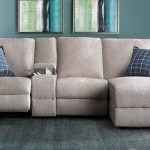 Alton Power Reclining Sectional Sofa with Chaise