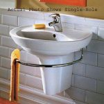 "American Standard ""Ravenna"" Wall Hung Bathroom Sink"