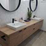 Among all of the materials in the bathroom usually available, tiles are always a... - Barcelona