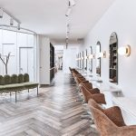 An Earthen Luxe Hair Salon - La Boutique by Belinda Jeffery - Comfortel Salon Furniture