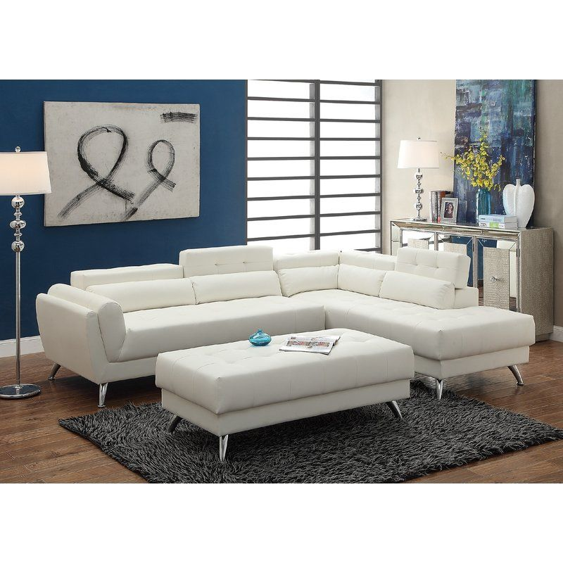 Anzavia Right Hand Facing Sectional
