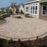 Aspinall's Landscaping Concrete Paver and Natural Stone Patios