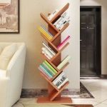 Awesome Bookshelf Ideas To Decorate Your Room 02