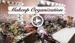 BEST MAKEUP COLLECTION ORGANISATION & DECLUTTER (PR speichern) #kitchenga #kitch...