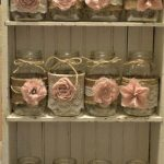 Baby Girl, Baby Shower Decorations, Wedding Centerpieces, Burlap Mason Jars, Jar not Included, It's A Girl,  Bridal Shower Decorations