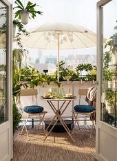 Balcony & Garden: Inspirations for your home – #balcony #garden #inspirations – …