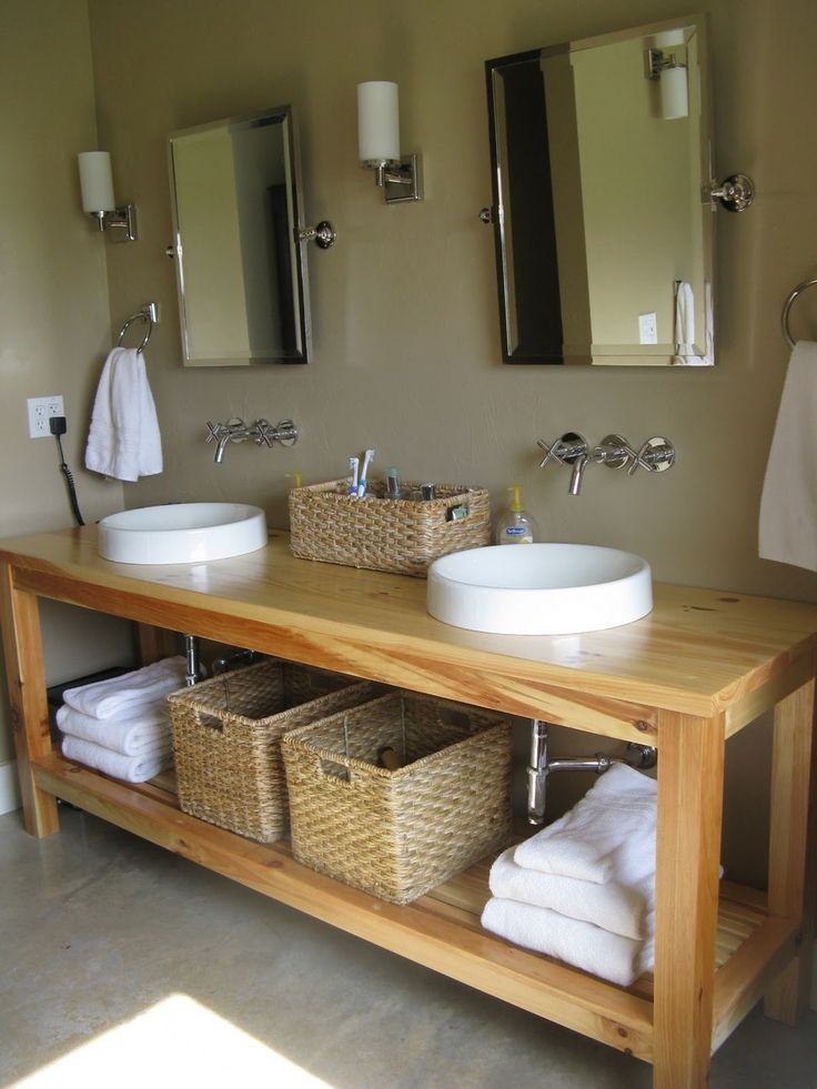 Bathroom Vanities Without Tops Sinks – tyuka.info