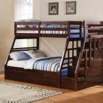 Bay Shore Stackable Twin over Full Bunk