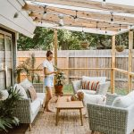 Before & After: Our Patio Reveal! - LivvyLand|Austin Fashion and Style Blogger