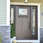 Best Front Doors for Every Home Style (Masonite) - A Pop of Pretty Decor Ideas