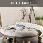 Best Ottoman Coffee Table Ideas / Round / Square | Top 10 - Cluburb