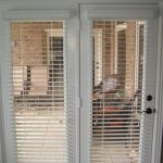 Blinds for French Doors –A way to secure and beautify your home | Drapery Room...