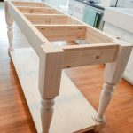 Build Your Own DIY Kitchen Island | Tutorial & Step-by-Step Building Plans