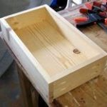 Building drawers is a very handy skill! This drawer was built to replace a worn ...