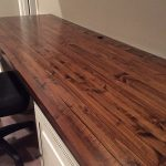 Butcher Block for Our Computer Desk for $50.00