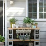 Cinder Block Furniture - 8 Simple DIY Ideas - Bob Vila #block #cinder #easy ... ...