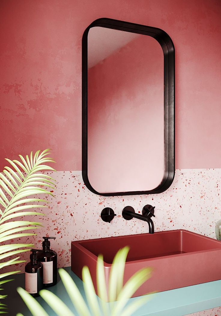 Consider This: A Pink Bathroom – Honestly WTF