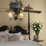 Craftmade Aged Verde Traditional 54in. 5 Blade Indoor Ceiling Fan - Blades Included