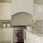 Creamy + Dreamy Traditional Kitchen