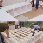 Creative Ideas - How to Build a Platform Bed with Storage - i Creative Ideas