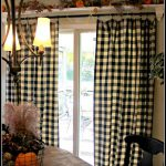 Curtains Over Sliding Glass Door:: I think I'm going to do this over our apartme...