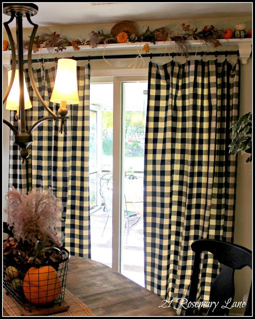 Curtains Over Sliding Glass Door:: I think I'm going to do this over our apartme…