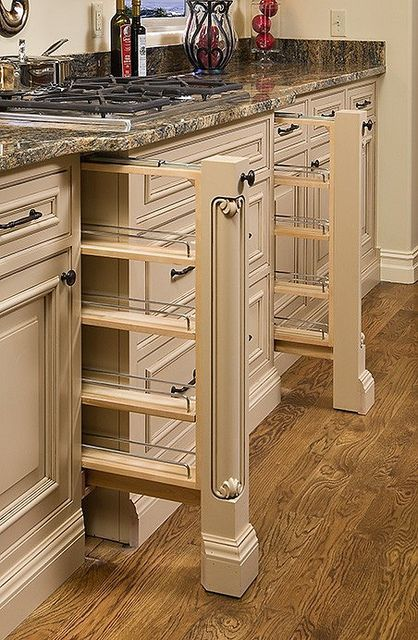 Custom Cabinets for Your Kitchen – (IDEAS and DESIGNS)