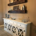 Custom Rustic Farmhouse Buffet