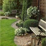 Cute Backyard Garden Ideas - savillefurniture