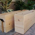 DIY Rustic Wood Planter Box Ideas for Your Amazing Garden - Onechitecture