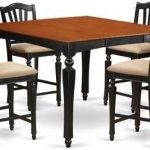 Darby Home Co Ashworth 5 Piece Pub Table Set | Wayfair