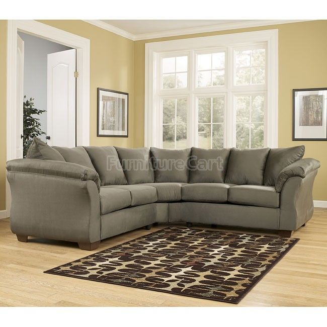 Darcy – Sage Sectional