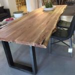 Dining table Baumkante 240 x 100 cm dining room table ... - #Baumkante #cm #coff...