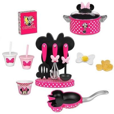 Disney Minnie Mouse 2016 Cooking Set Playset [Set #4]