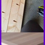 Diy Farmhouse Table - diy bauernhaustabelle  #woodtable