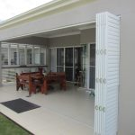Dollar Curtains & Blinds External Aluminium Shutters #dollarcurtainsandblinds