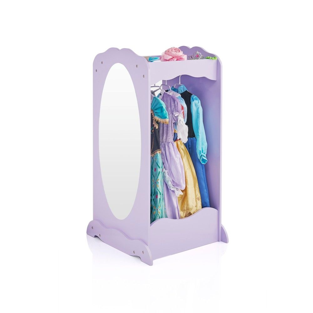 DressinUp Cubby Center in Lavender – Guidecraft G99204