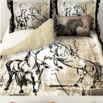 Duvet Bedding sets for the equestrian horse lover's bedroom decor. Available in ...