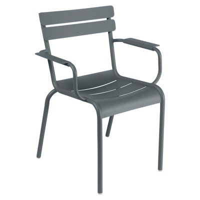 Fermob Luxembourg Stacking Arm Chair | Perigold