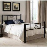 Fleur De Lis Living Persaud Metal Bed Frame | Wayfair