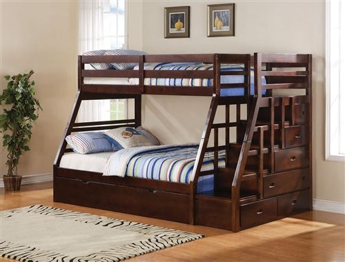 Freight Container Theme Twin Bunk Bed