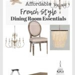 French Country Furniture & Accessories - 100+ Finds