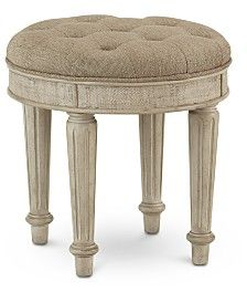 Furniture Chelsea Court Vanity, Created for Macy's & Reviews – Furniture – Macy's