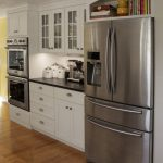 Galley Kitchen Remodel For Small Space : Fridge Gallery Kitchen Ideas… | NEW Decorating Ideas - FeedPuzzle