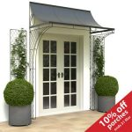 Garden Requisites -Door Canopies-Fireguards- Planters- Trellis