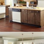 Get your own before and after with a mini-makeover for your kitchen. Cabinet ref...