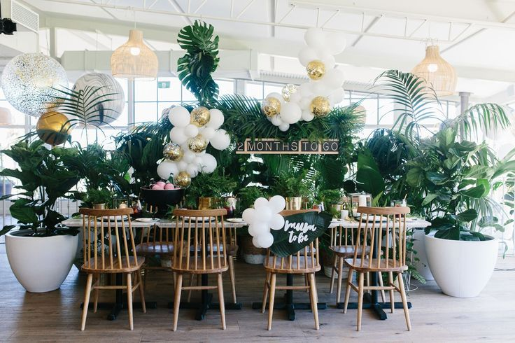 Greenery baby Shower essentials. Everything you need for a greenery baby shower …